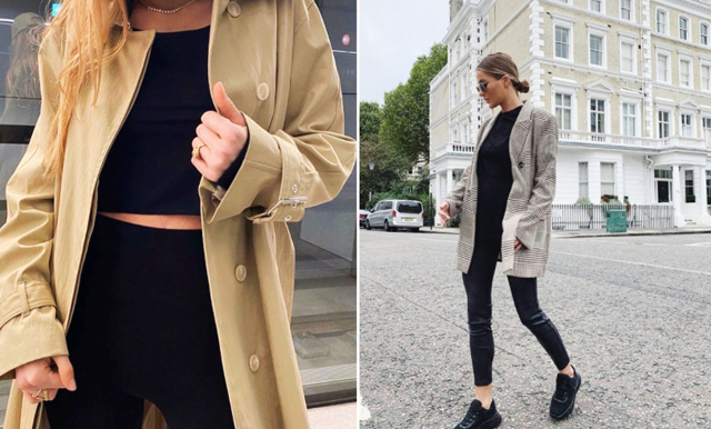 16 stilsäkra leggings som håller dig varm i vinter