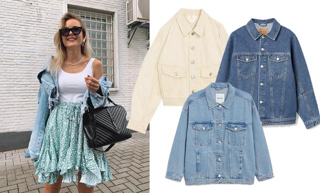 Det tidlösa valet! 18 trendiga jeansjackor i butik nu