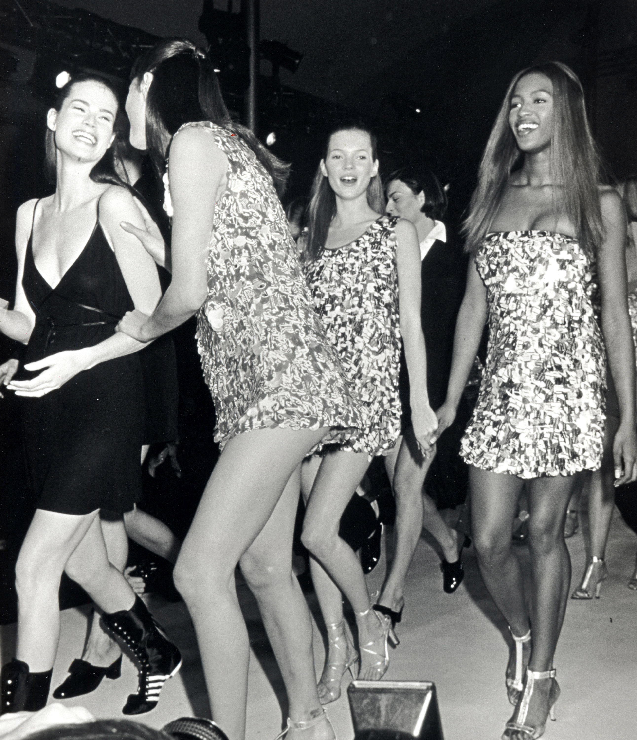 Fashion Week: Isaac Mizrahi Fahion Show - November 4, 1993