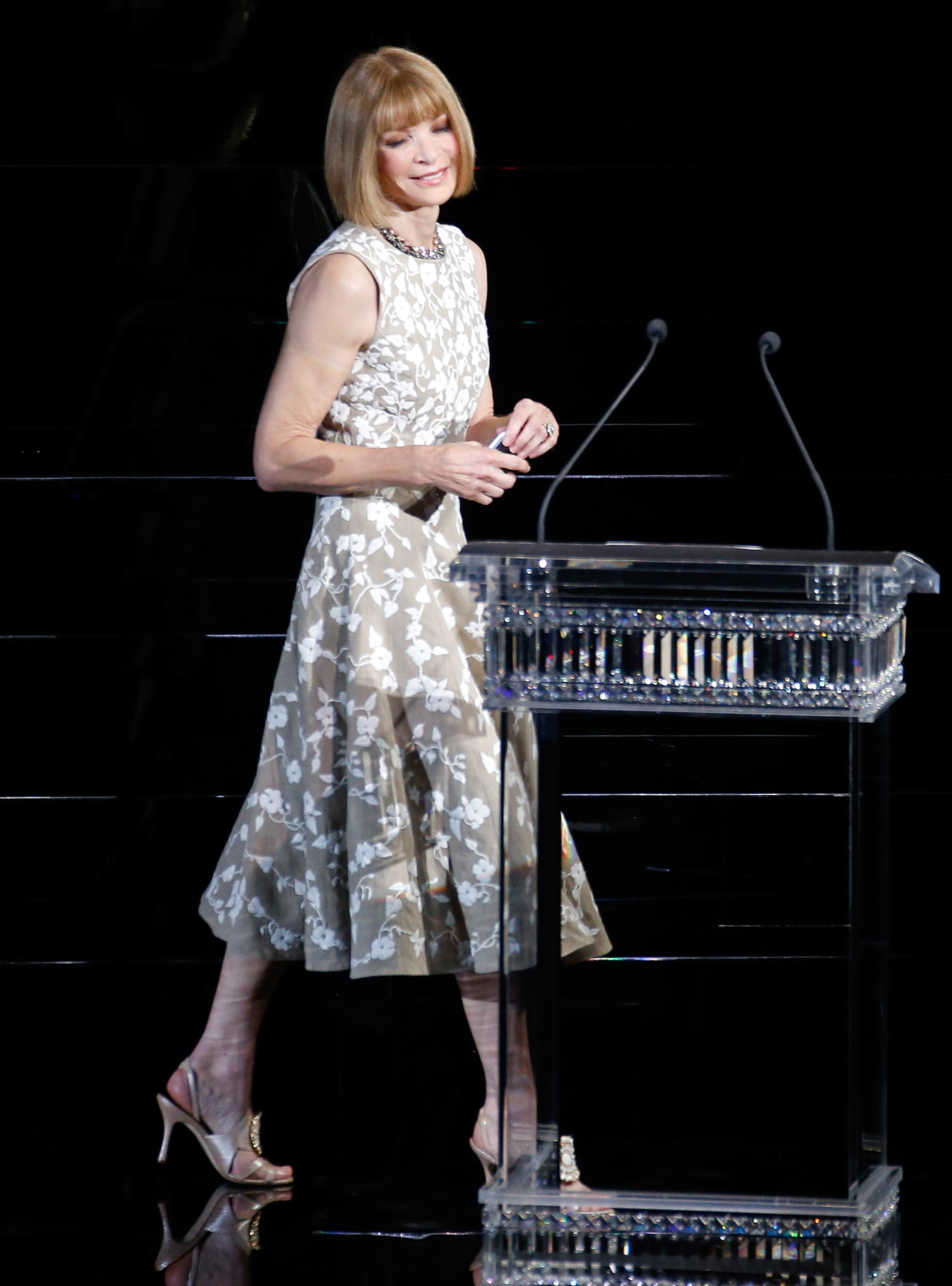 2014 CFDA Fashion Awards, show, New York, America - 02 Jun 2014