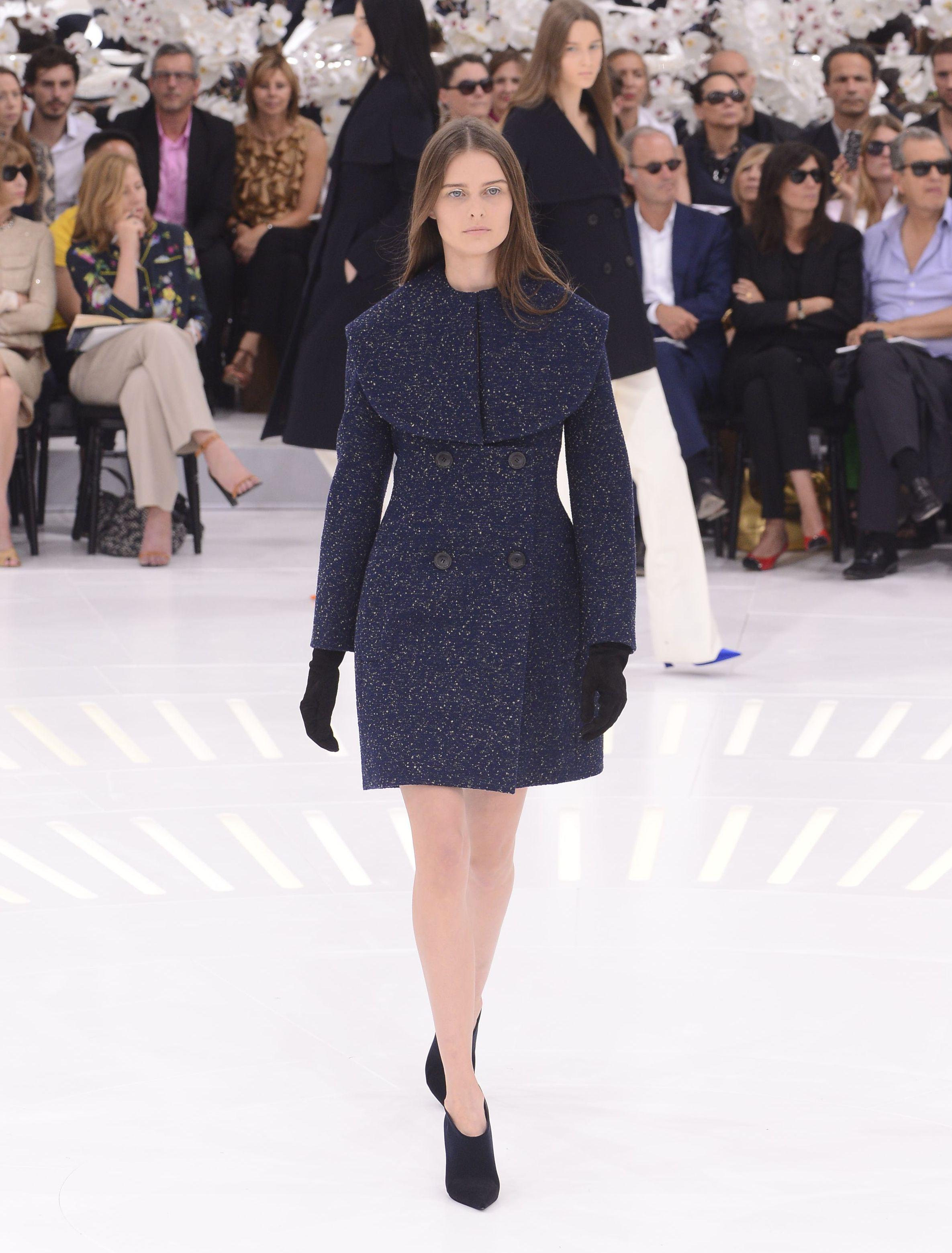 Christian Dior show, Haute Couture Fall Winter 2014, Paris Fashion Week, France - 07 Jul 2014