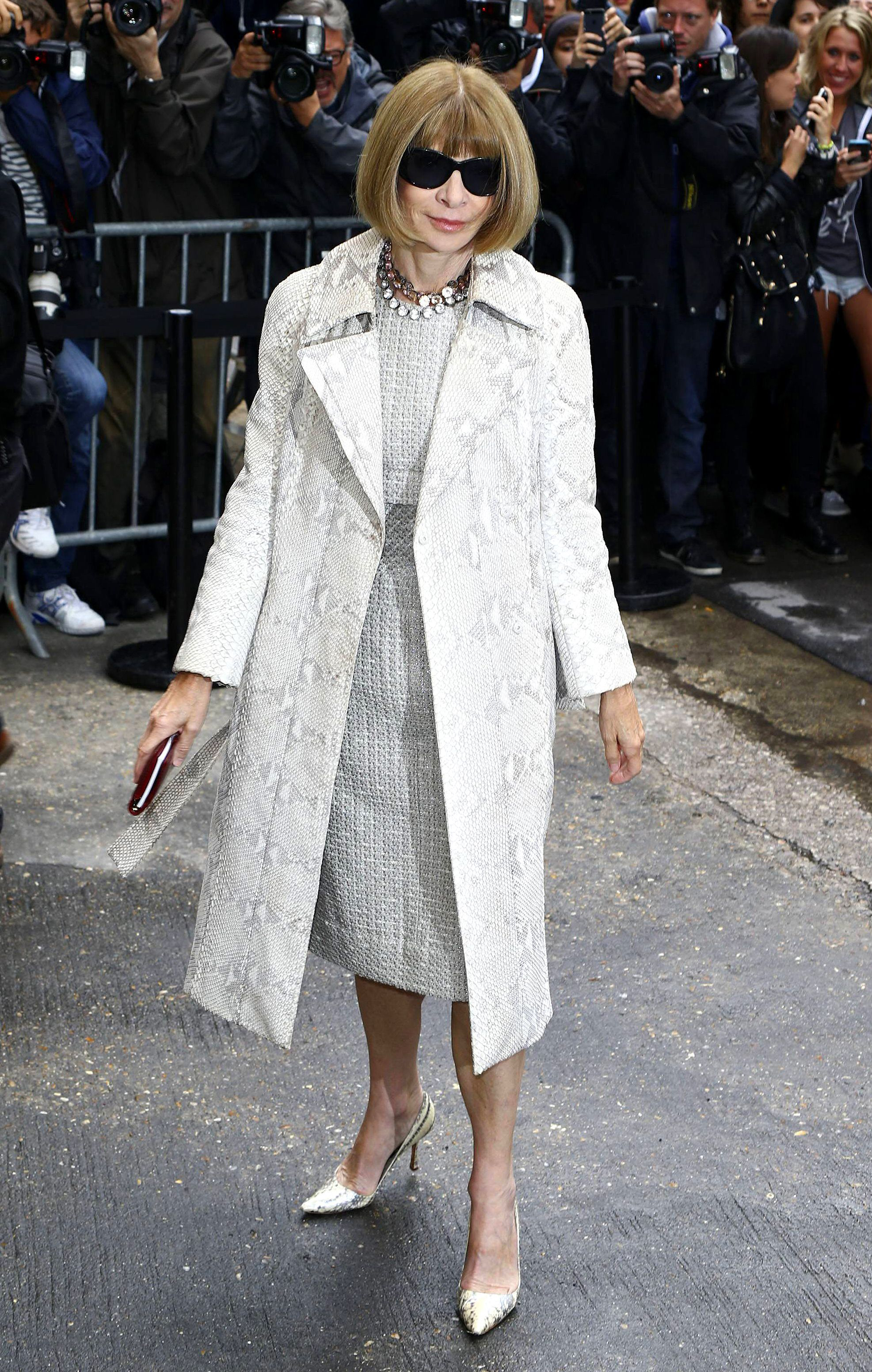 Chanel show, Haute Couture Fall Winter 2014, Paris Fashion Week, France - 08 Jul 2014