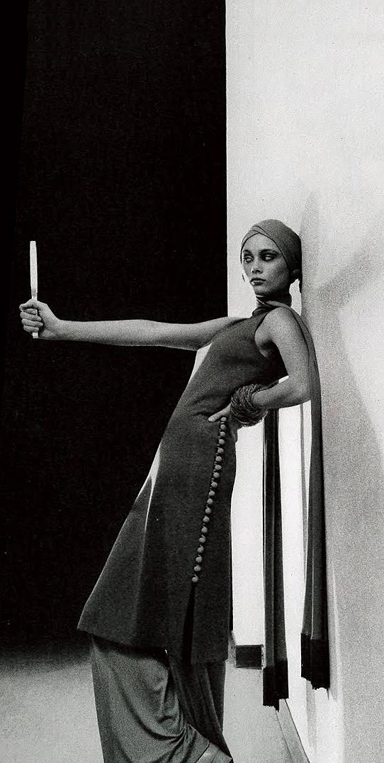 Jane Hitchcock, februari 1970