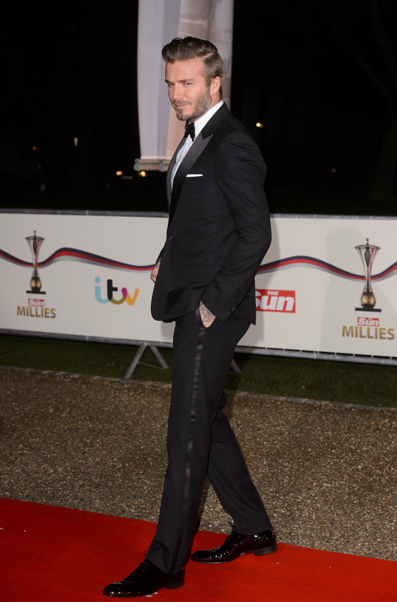 The Sun Military Awards, Greenwich, London, Britain - 10 Dec 2014