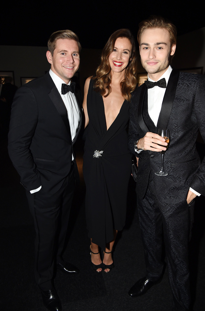 IWC Schaffhausen Dinner, 58th BFI London Film Festival, London, Britain - 07 Oct 2014