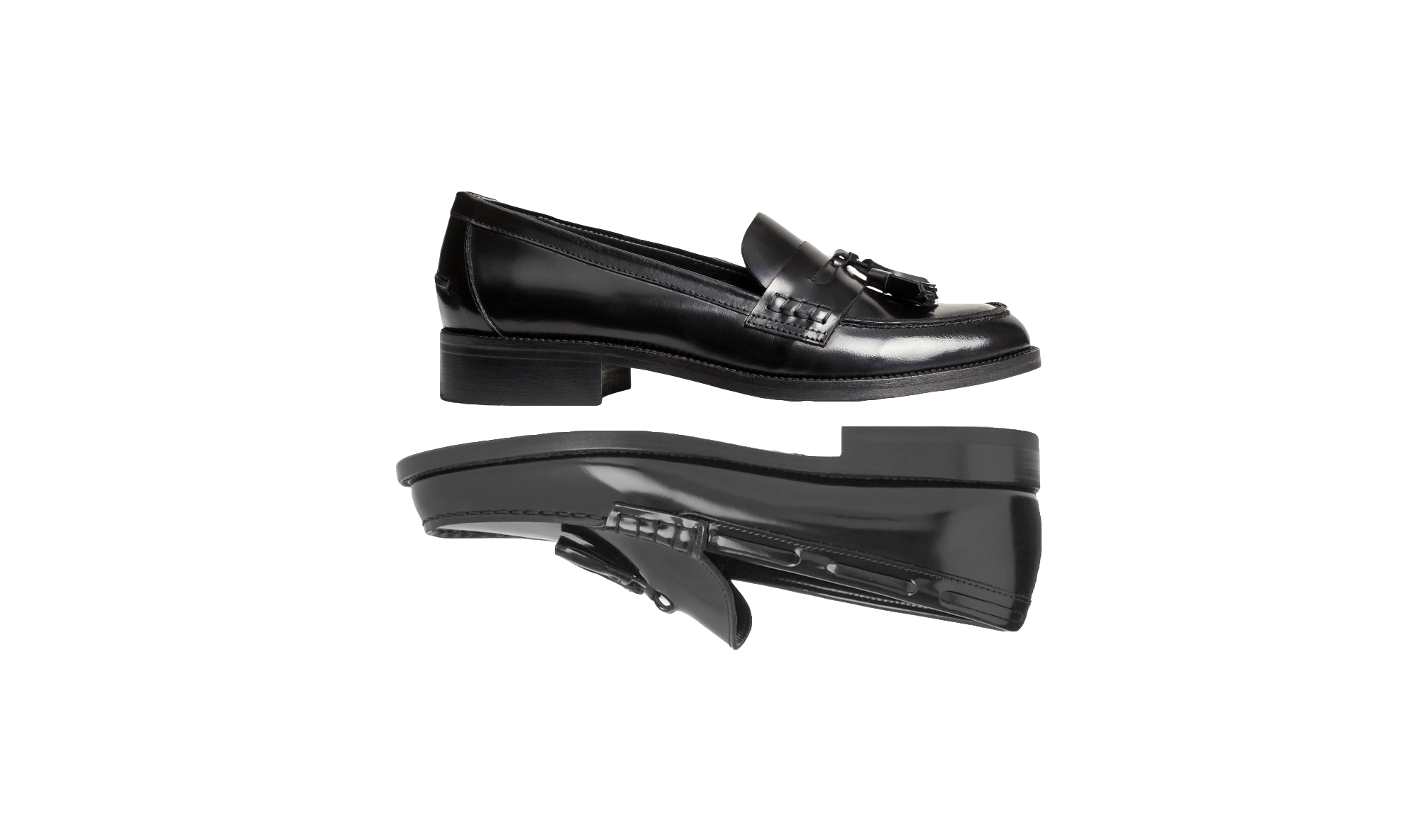 Loafers lyx vs budget