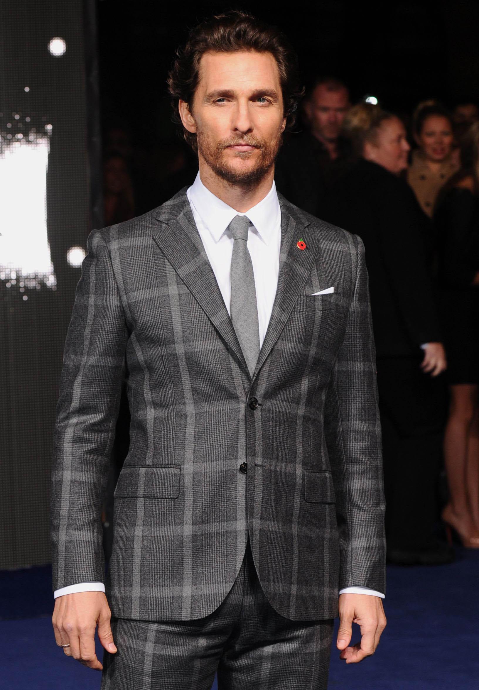 'Interstellar' film premiere, London, Britain - 29 Oct 2014