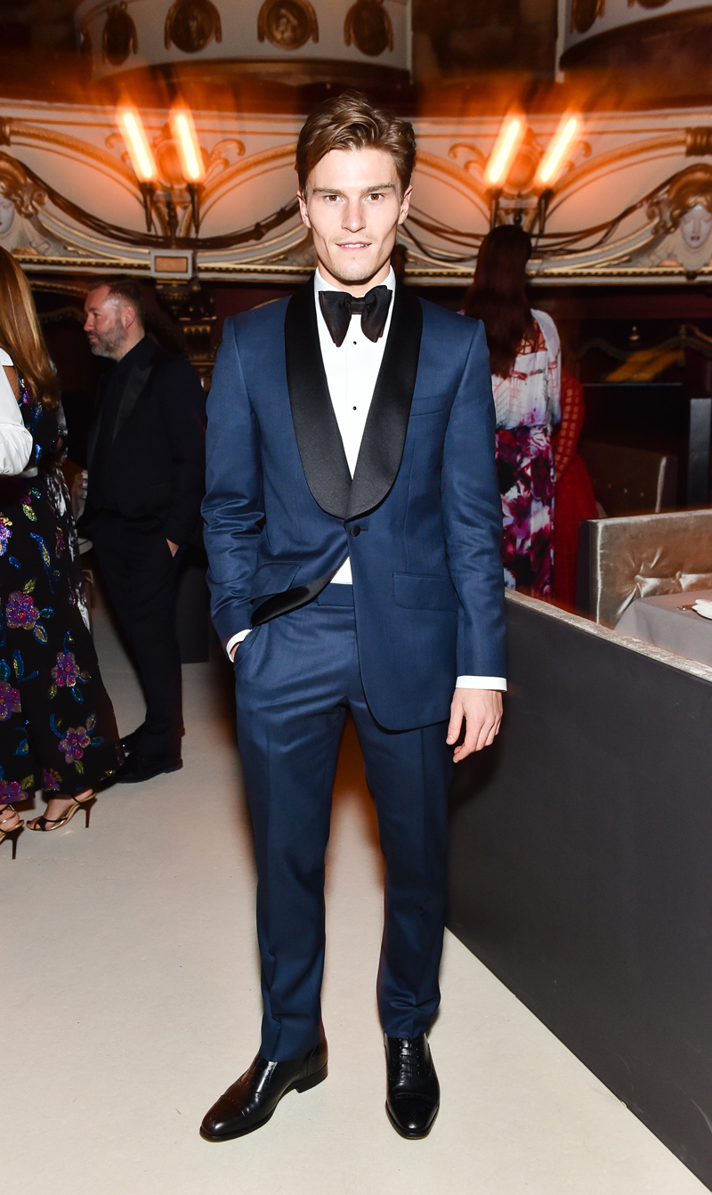 British Fashion Awards, London Coliseum, Britain - 01 Dec 2014