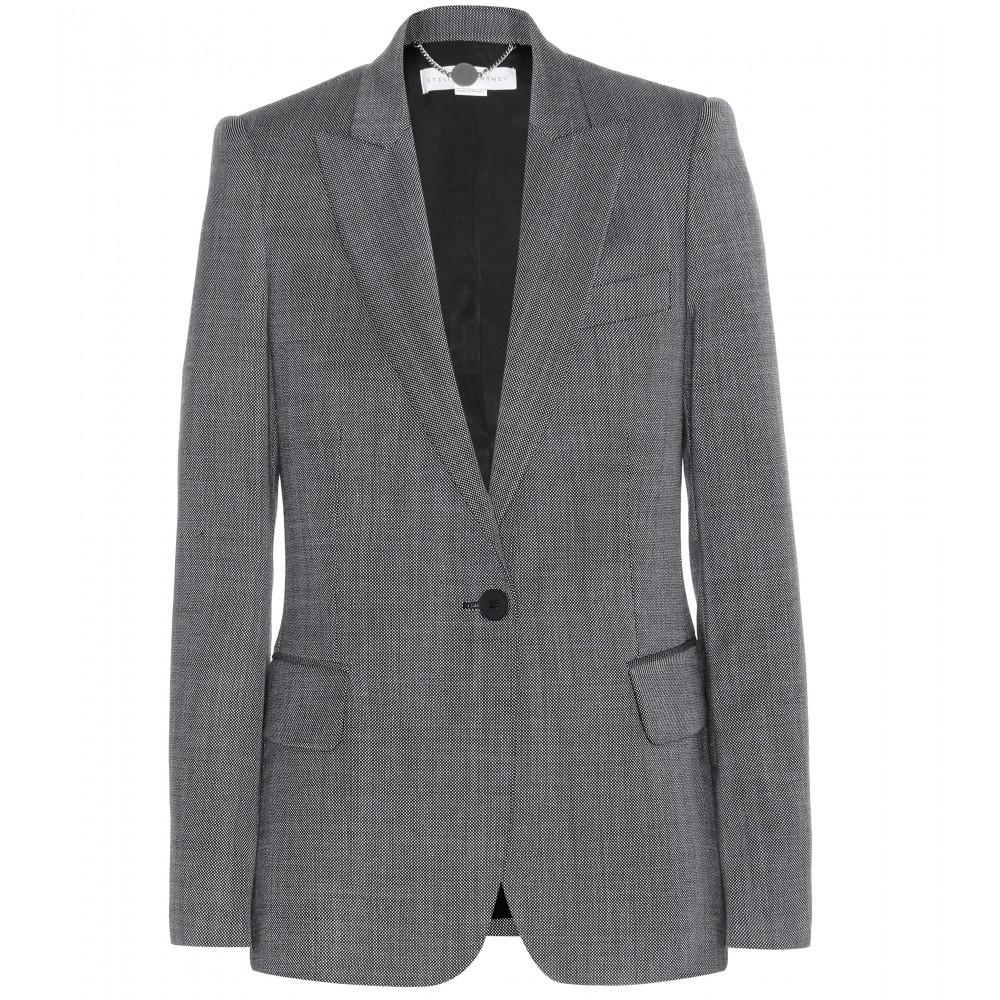 P00101777-Iris-wool-twill-blazer--STANDARD