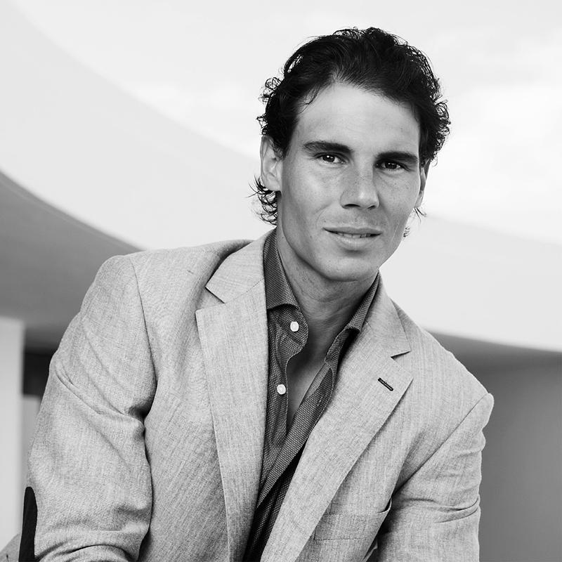 Rafael Nadal Global TH Brand Ambassador