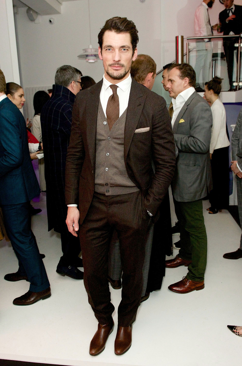 Lutwyche fashion show, London Collections Men, London, Britain - 10 Jan 2015