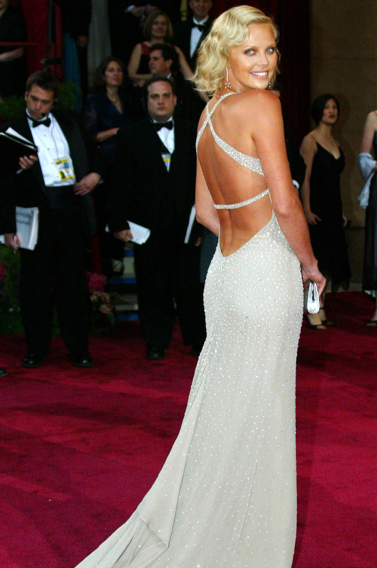 Charlize-Theron-Gucci-Dress