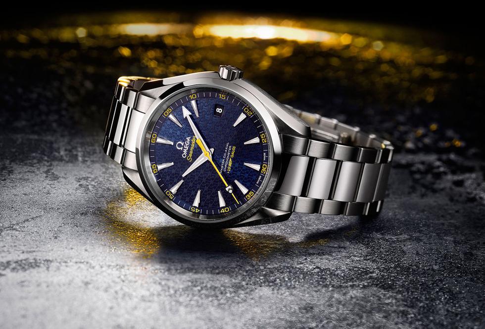 James Bond new watch