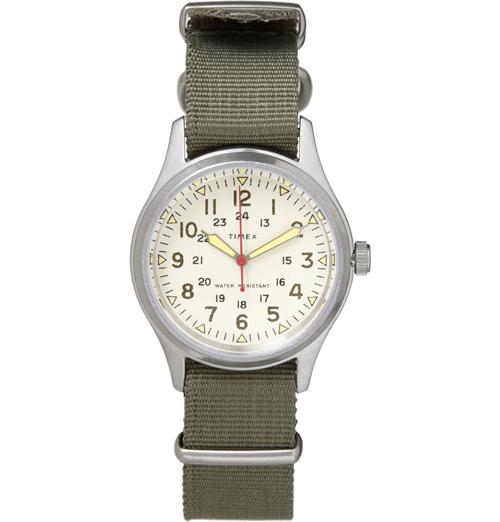 Timex x J.Crew, 1260 kr