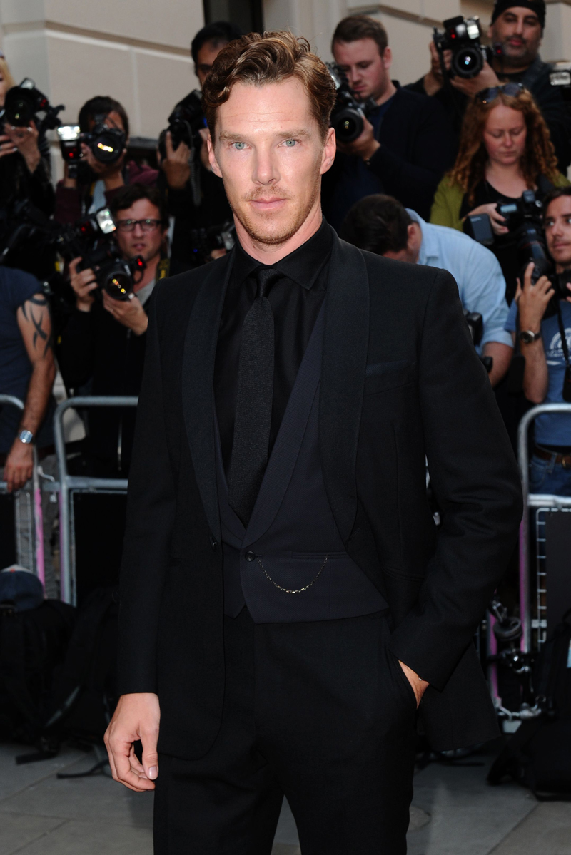 GQ Men of the Year Awards in association with Hugo Boss, Royal Opera House, London, Britain - 02 Sep 2014
