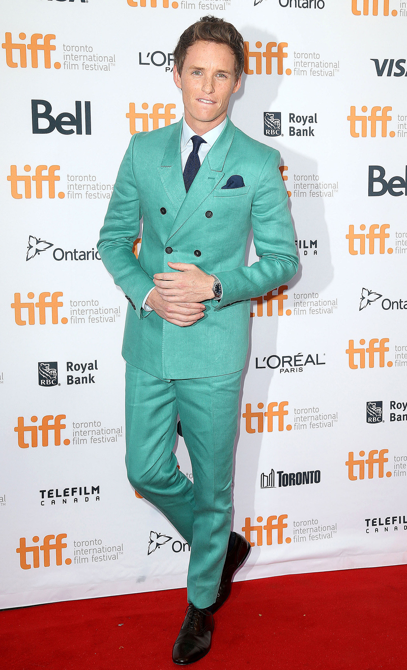 'The Theory Of Everything' film premiere, Toronto International Film Festival, Canada - 07 Sep 2014