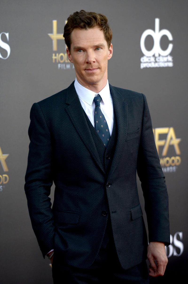 Hollywood Film Awards, Los Angeles, America - 14 Nov 2014