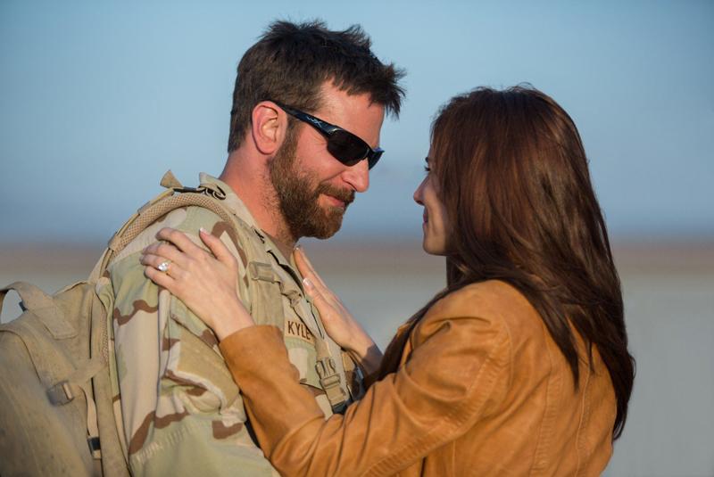 'American Sniper' film - 2014