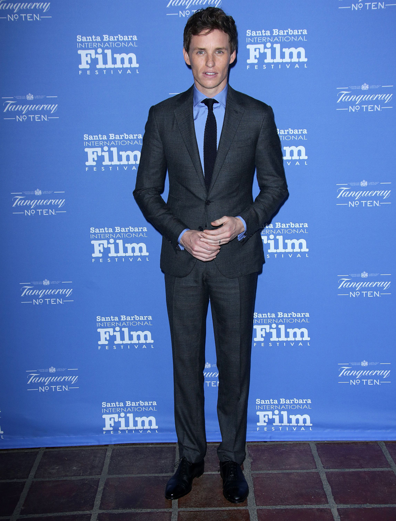 30th Santa Barbara International Film Festival Vanguard Awards, America - 29 Jan 2015