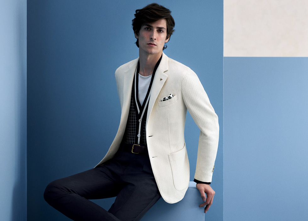 CANALI SPRING 2015