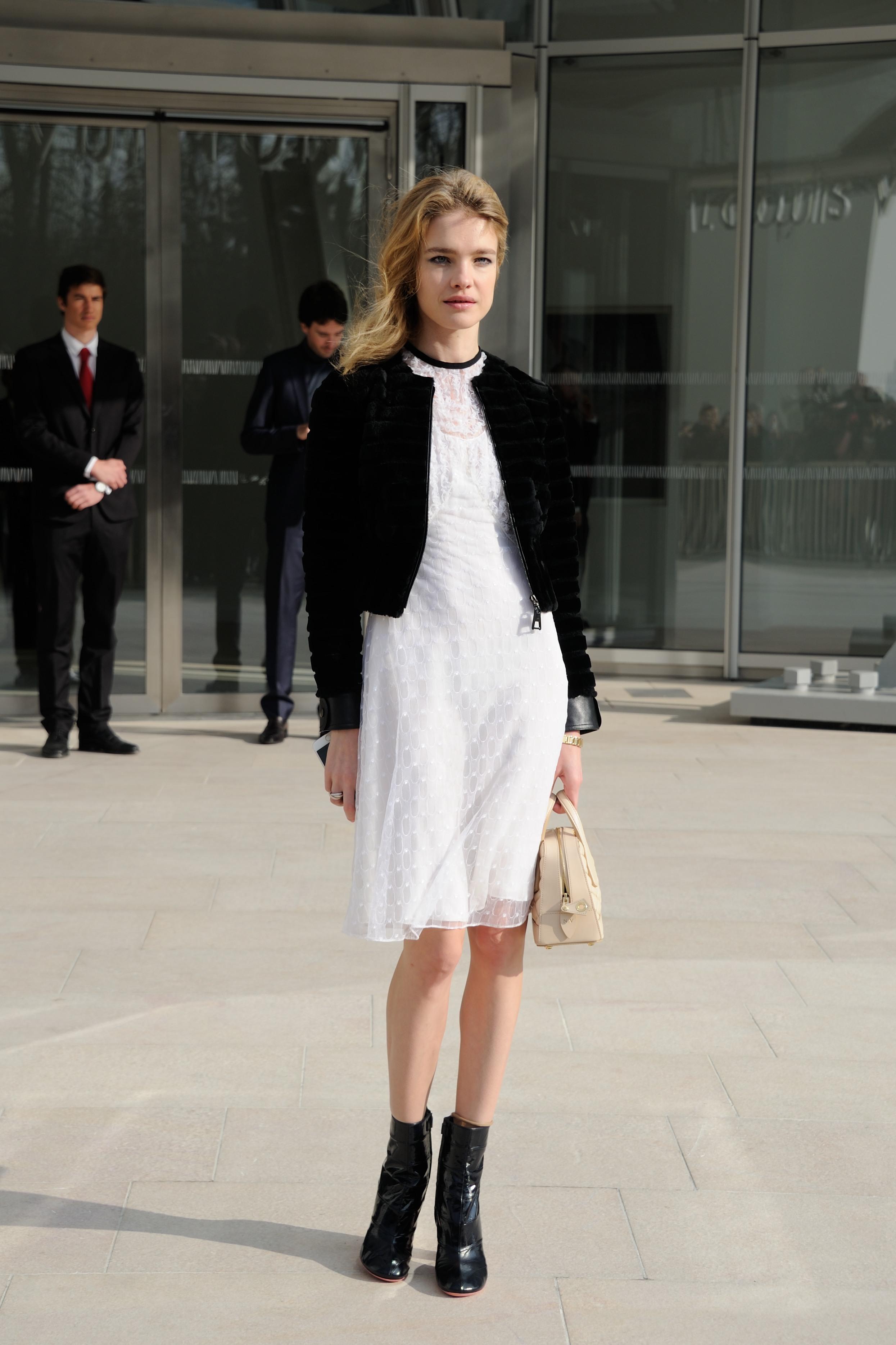 Paris Fashion Week - Louis Vuitton Arrivals