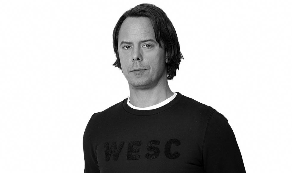 WeSC Menswear Designer