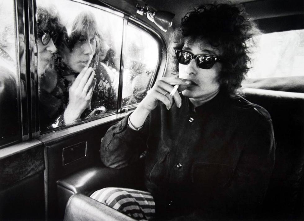 Bob Dylan: En stilikon att inspireras av