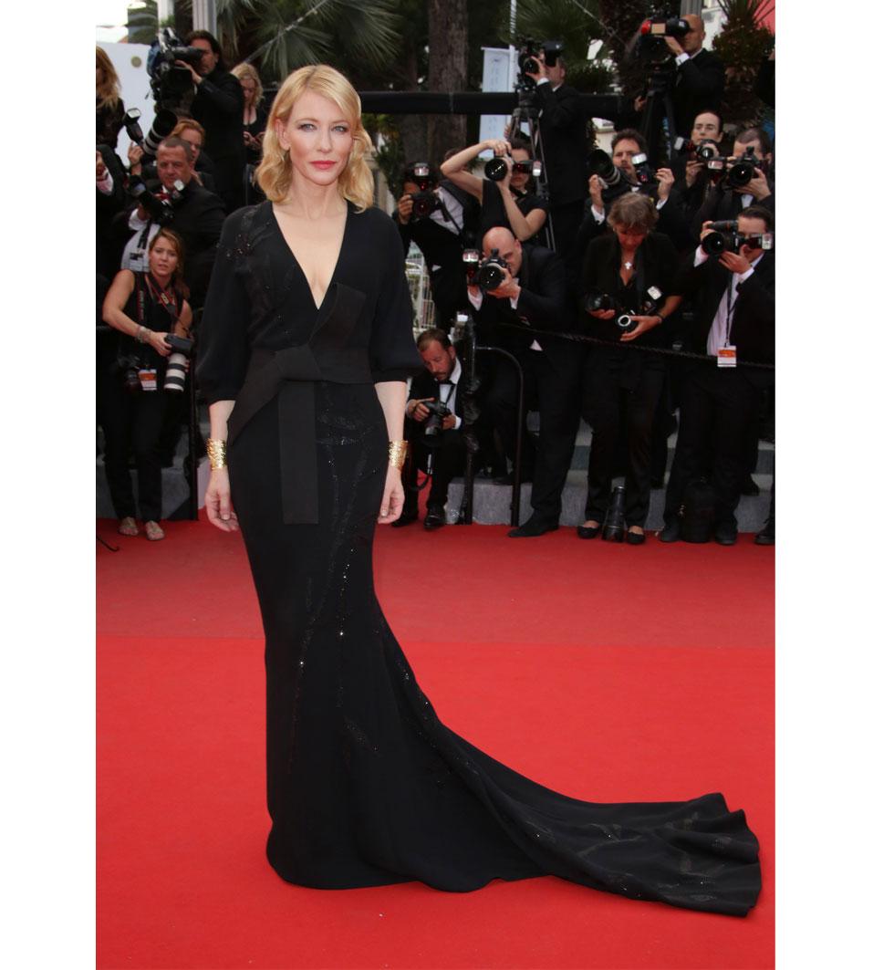 Cate Blanchett under Cannes filmfestival 2015