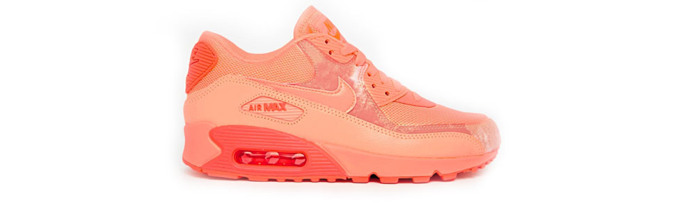 Nike Air Max sneakers från Nike i orange