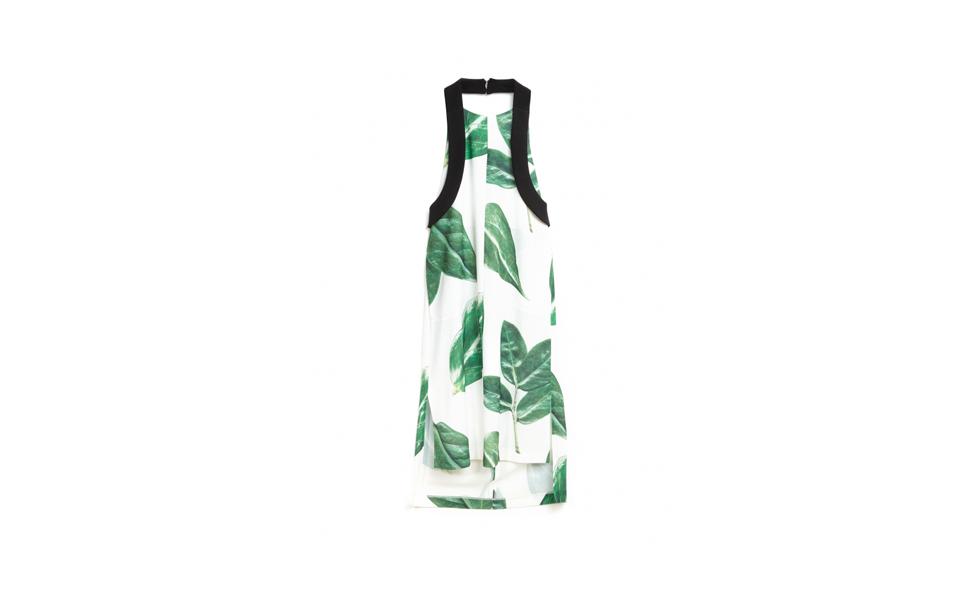WeSc, klänning med blad