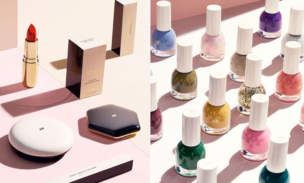 H&M satsar på skönhet
