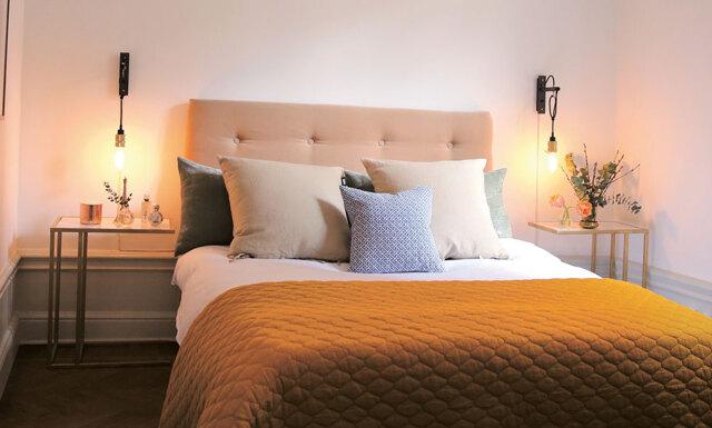 DIY: Så fixar du en ny sänggavel i 7 enkla steg