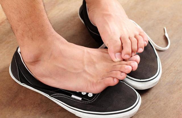 5 enkla tips för att undvika fotsvett i sommar