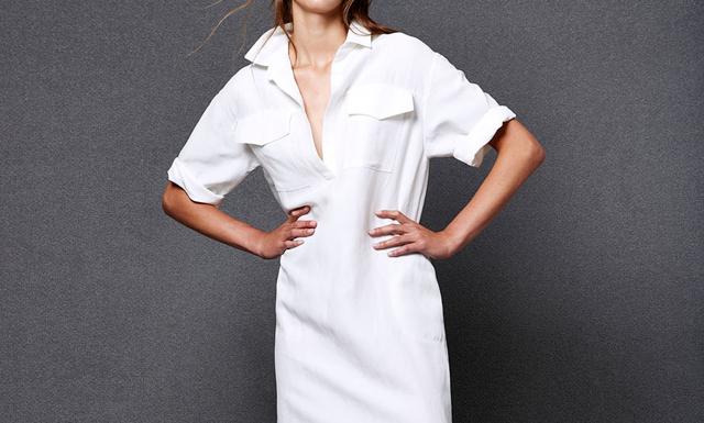 14 somriga skjortklänningar