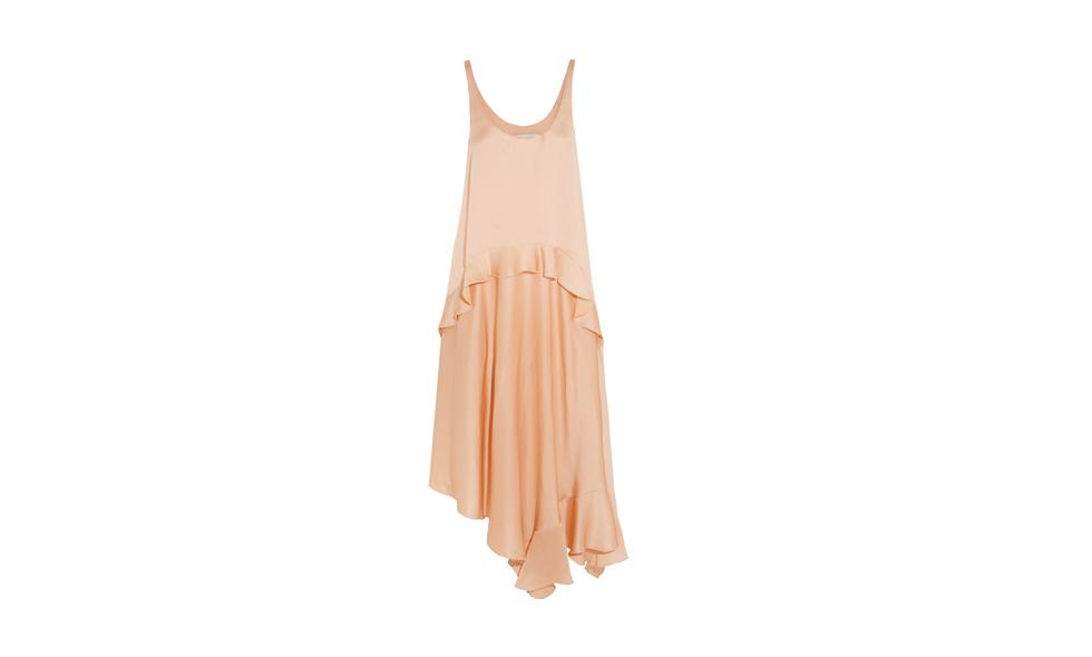 Stella McCartney, ljusrosa klänning