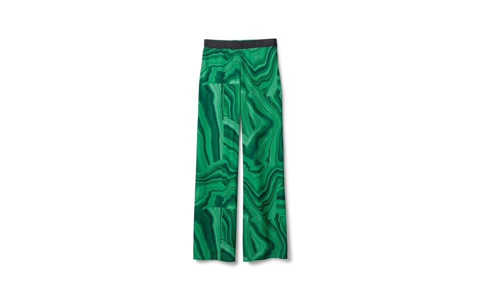 Weekday gröna byxor