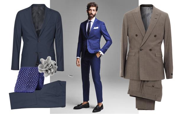8 snygga kostymer för sommarens alla fester