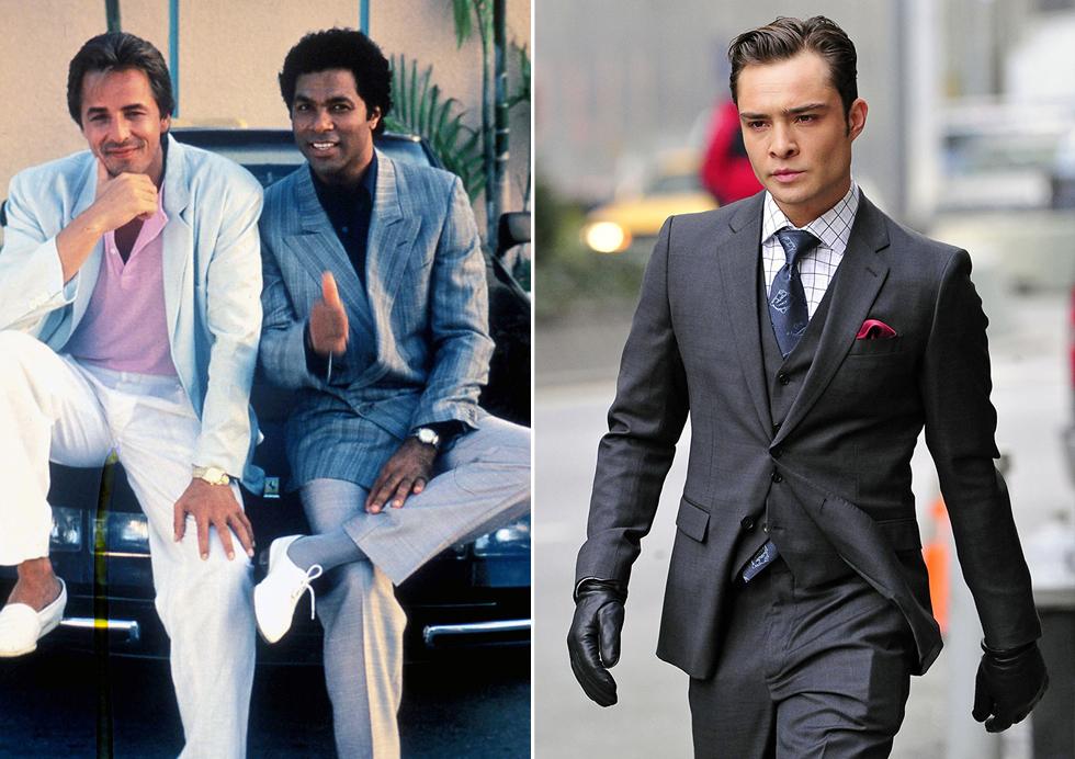 De 10 bäst klädda TV-karaktärerna