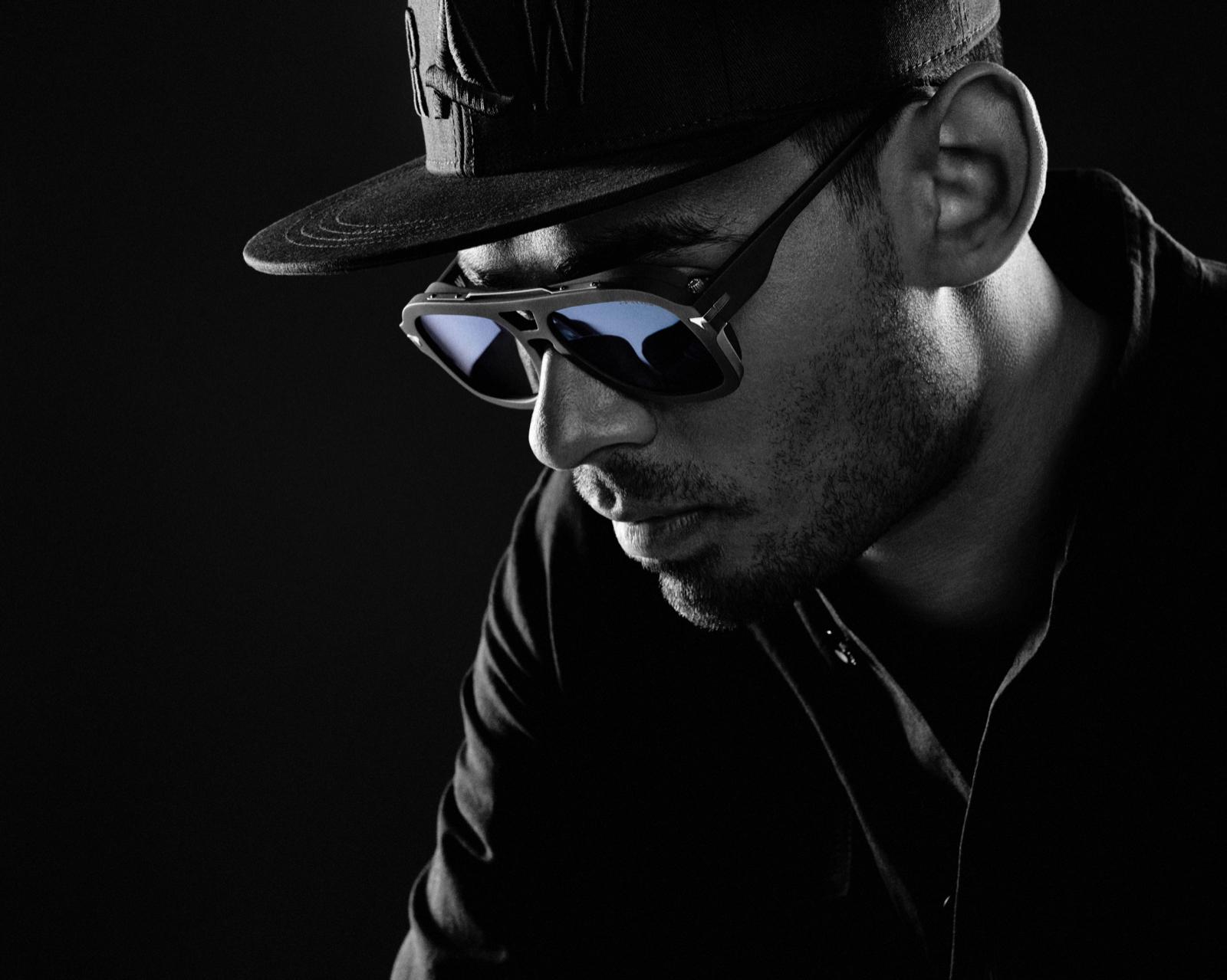 Afrojack_GStar RAW Eyewear_black