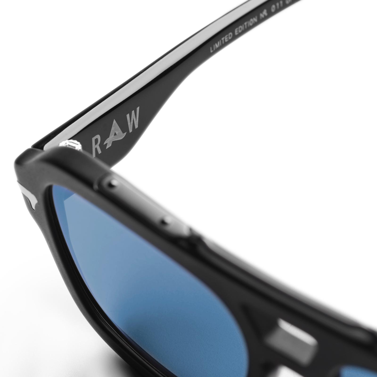 Afrojack_GStar RAW Eyewear_detail