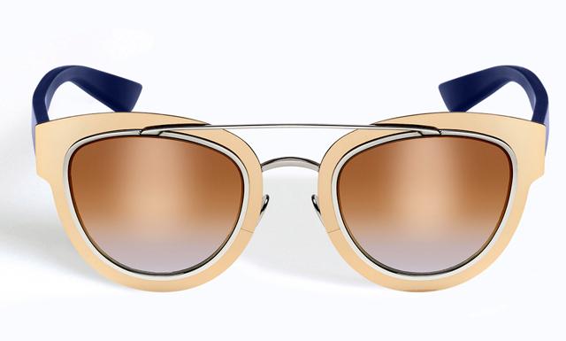 Fredagsmåstet – spegelglas och guld från Dior