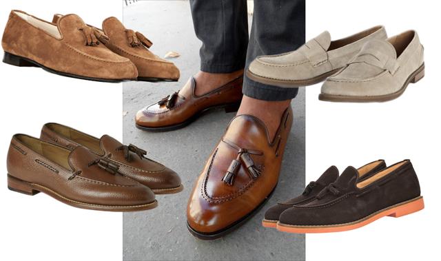 5 eleganta loafers att bära på midsommarafton