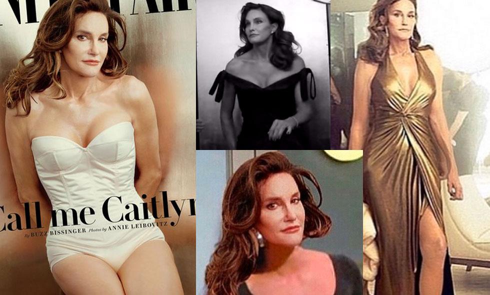 Bilderna på Caitlyn Jenner som fullständigt välte internet