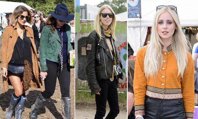 9 festivalfina stilar från Glastonbury