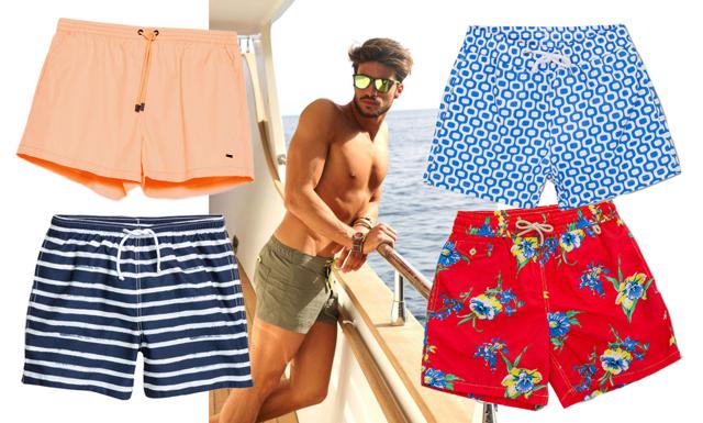 12 heta badshorts för beachhänget