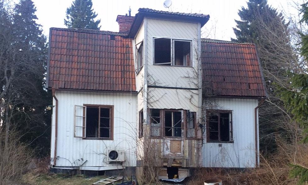 Morran och tobias hus till salu