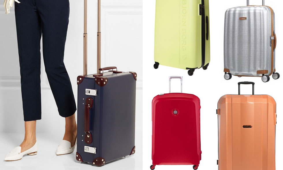 6 snygga och praktiska resväskor