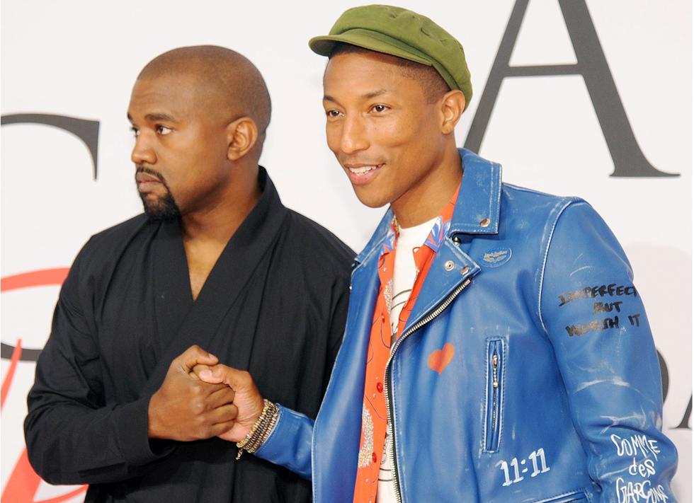 Klä dig som Pharrell Williams: 5 snygga looks