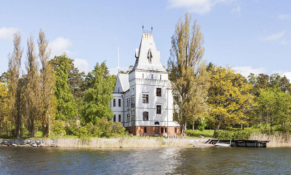 Slott på Tynningö