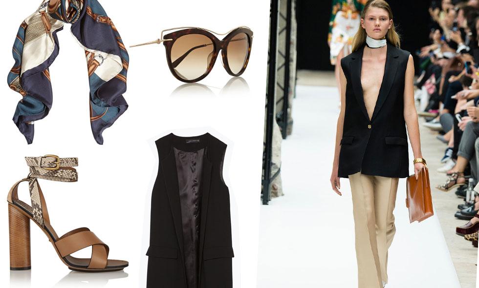 Så vill vi se ut i sommar – sno stilen från catwalken
